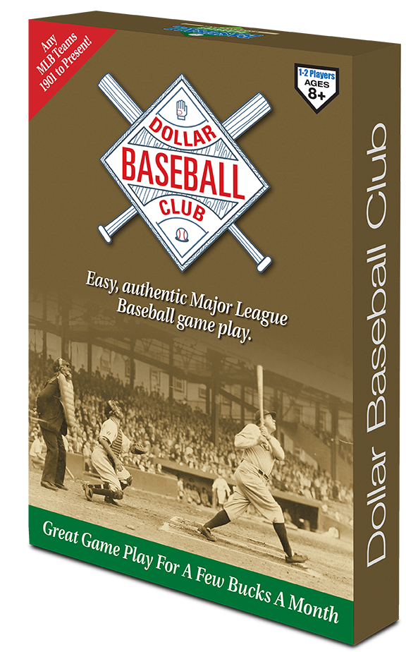 Dollar Baseball Club game box
